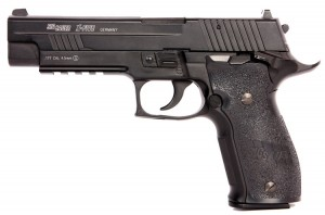 Sig Sauer P226 X-Five .177cal.- BAX System-Full Metal Body-Blow Back (Amazon.com)