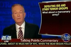 O'Reilly Mercenary Army