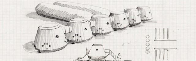 Mars One Sketch