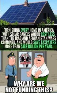 Solar Panel Rooftop Meme